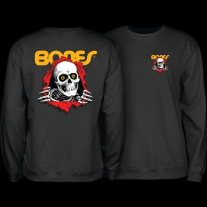 Sudadera Powel Peralta Ripper Black