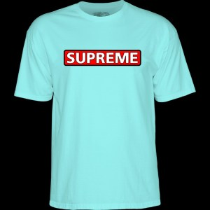 Camiseta Powel Peralta Supreme Celadon