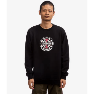 Sudadera Independent Truck Co Cross Black