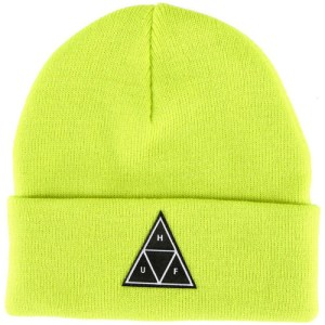 Gorro Huf Essentials TT Cuff Bio Lime