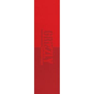 Lija Grizzly Split Stamp Red