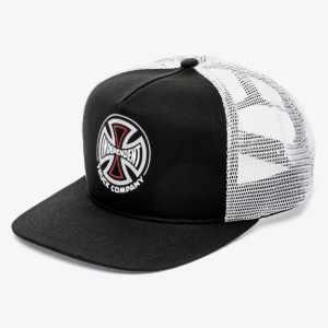Gorra Independent Converge Mesh Black/White