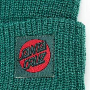 Gorro Santa Cruz Missing Dot Evergreen