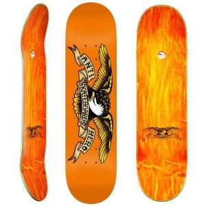 Tabla Antihero 9″ Classic Eagle Orange