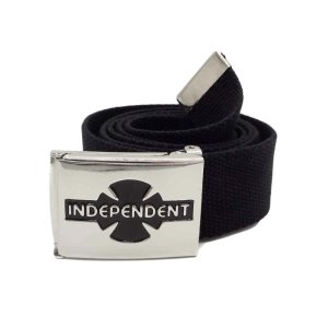 Cinturon Independent Clipped Black