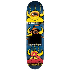 Tabla 8″ Toy Machine Chopped Up