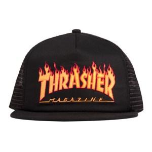 Gorra Thrasher Flame Mesh