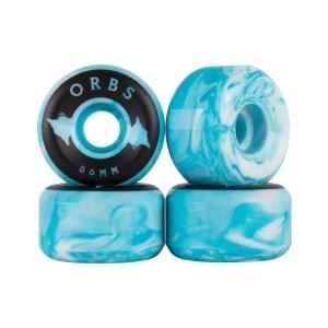 Ruedas Orbs 56mm Specters BlueWhite 99A