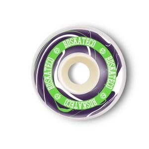 Ruedas BD 54MM Ink Purple/Green 101A
