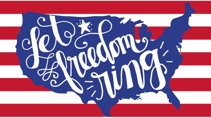 Let Freedom Ring 4th Of July Ideas The Roosevelt Review