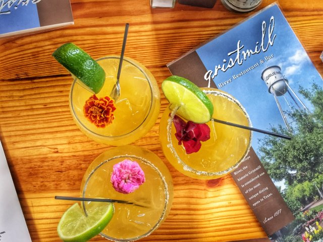 Gristmill's Perfect Patron Margarita