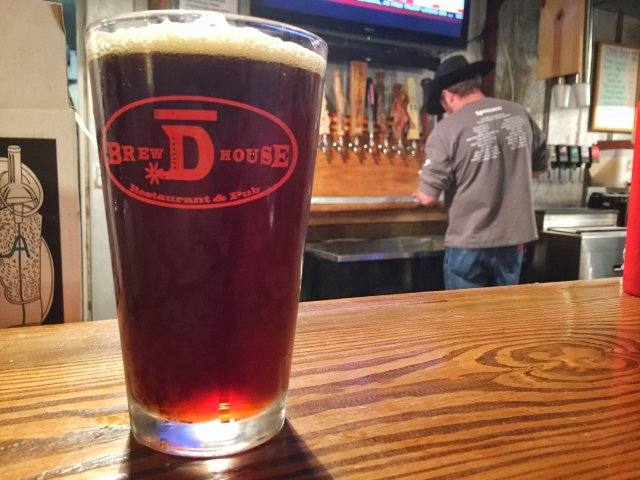 Bar D Brewhouse Craft Beer