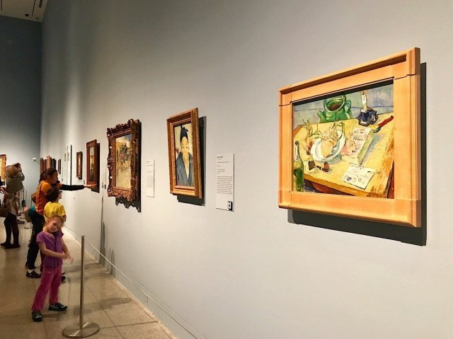 """Vincent van Gogh: His Life in Art"" Museum of Fine Arts Houston"