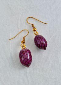Pine Cone Jewelry | Pine Cone Earring