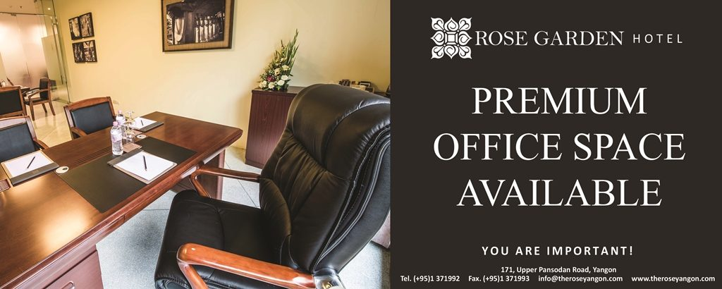 office chair yangon how to make covers for a party premium space in downtown rose garden hotel at