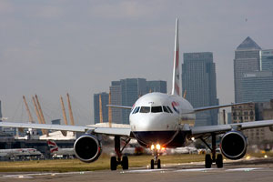 London City Airport LCY Unserved Routes in the Route Shop