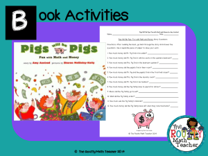"Read about ""Book Activities"" here!"