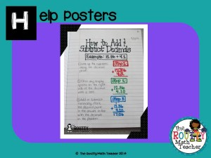 "Read about ""Help Posters"" here!"