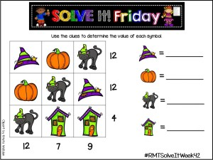 Solve It! Friday- Task #42