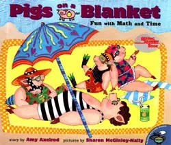 Math Picture Books to Love: Pigs on a Blanket