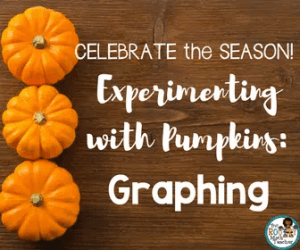Experiments with Pumpkins: Graphing