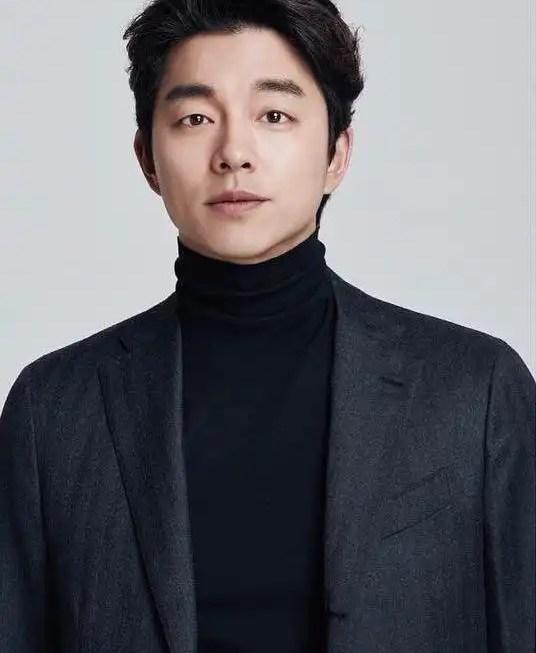 Gong Yoo Photo Shoot