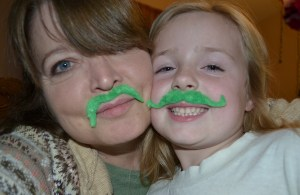 taun and eema mustaches