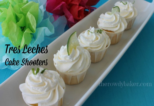 Tres Leches Cake Shooters watermark