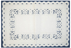 Berkshire Lace Paper Placemats by Royal Lace