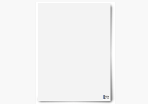 Royal Brites Poster Board White