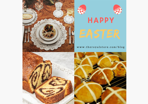 Happy Easter TheRoyalStore