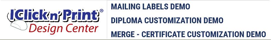 Iclicknprint Free Certificates, Poster Board & Stationery Customization