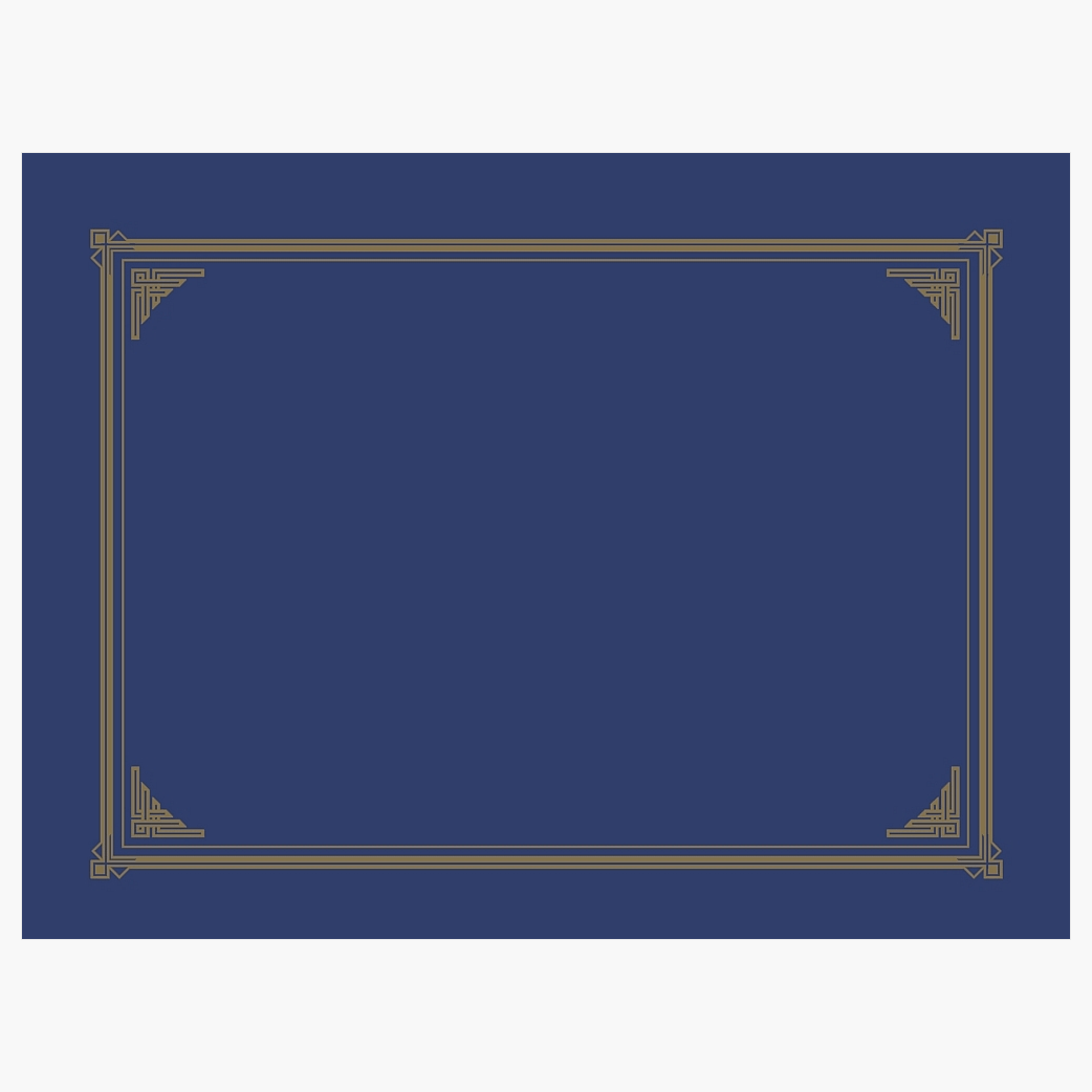Geographics Certificate Holders Cover Frames