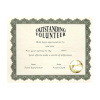 Awards and Recognition Geographics Certificates Covers and Seals