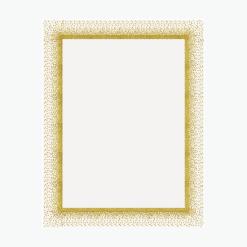 Ultra Brite Confetti Gold Posterboard L