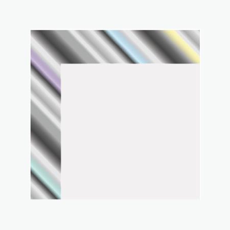 Ultrabrite Rainbow Dazzle Poster Board L