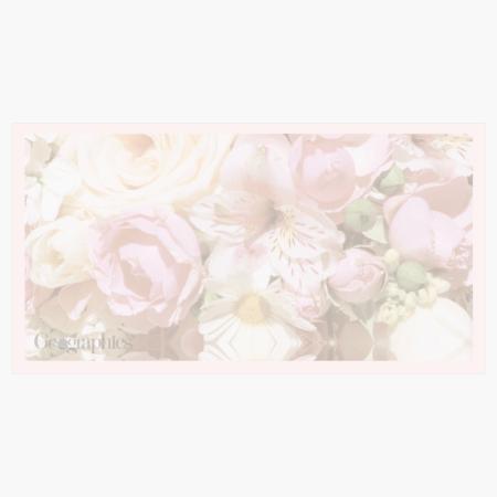 "Bouquet Business Cards, 2""x3.5"" Print on Demand"