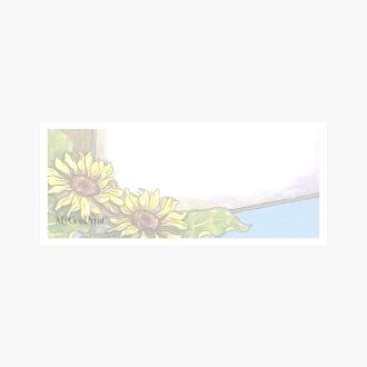 Daisies-MailBox-MyGeoPrint-Envelope