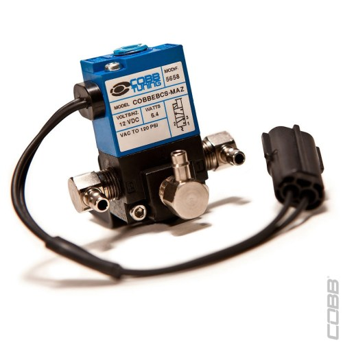 small resolution of cobb tuning 3 port boost control solenoid bcs for mazdaspeed 3 6