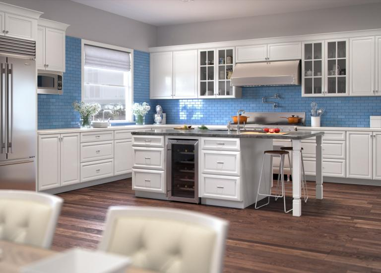 cheap kitchen cabinet sets cabinets wood pre assembled the rta store regency white