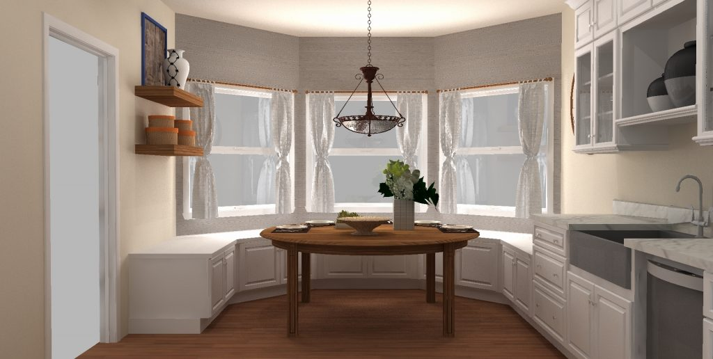 Its All About the Breakfast Nook  The RTA Store