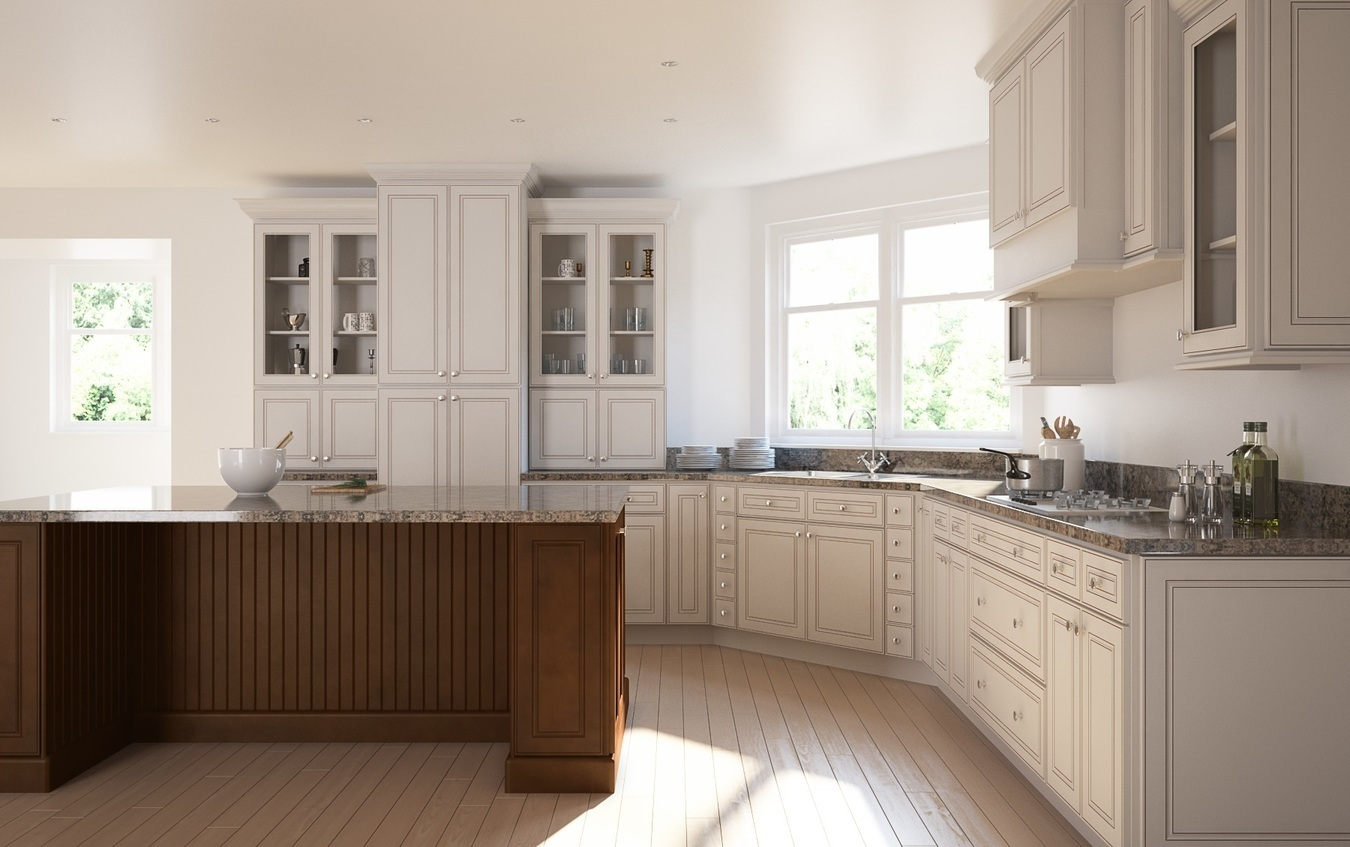 old kitchen cabinets for sale scales 7 keys to creating a charming, cottage-style – the ...