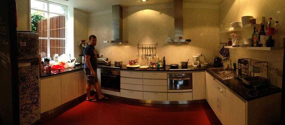 Are Hostels Better Than Hotels? Porto, Portugal. Hostels often have full kitchens