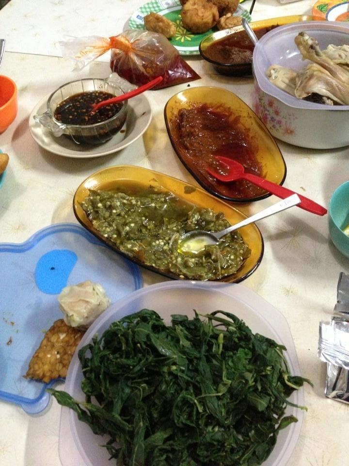 Indonesian Food - sambals