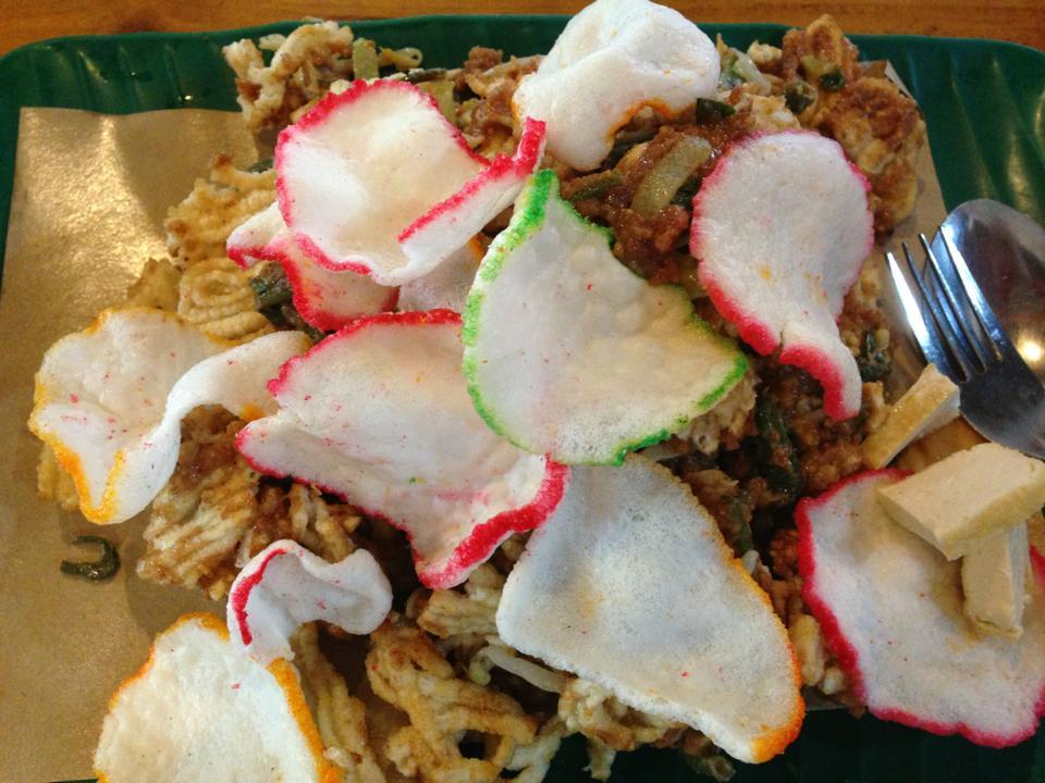 Indonesian Food - Krupuk