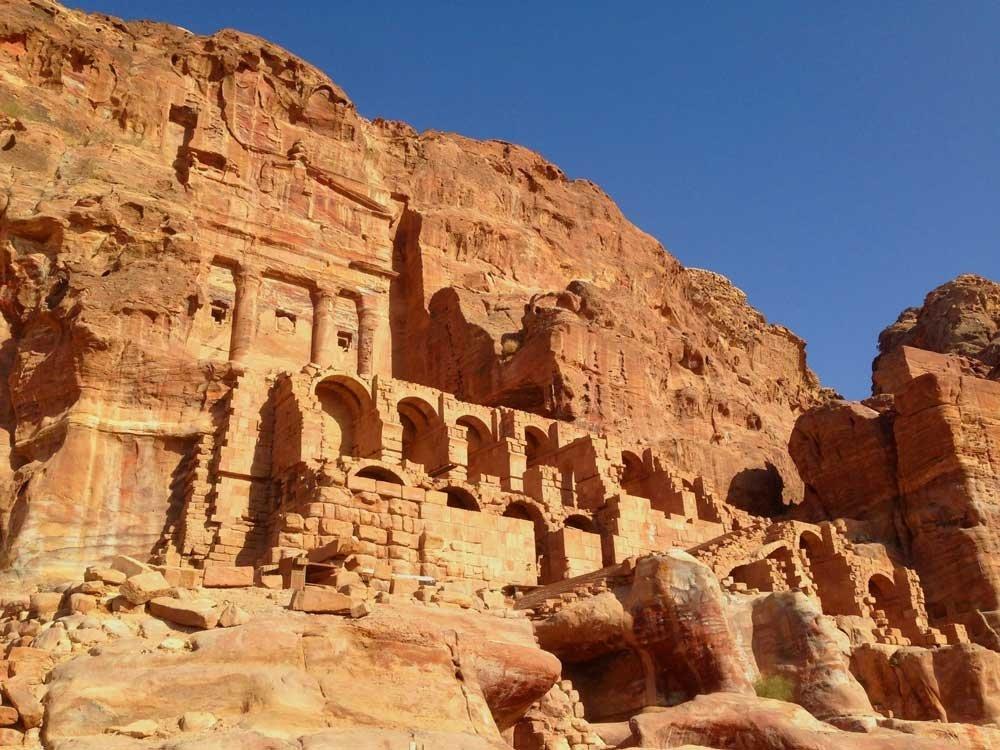 Highlights of Petra - Royal Tombs