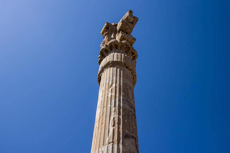 Highlights of persepolis - 100 columns