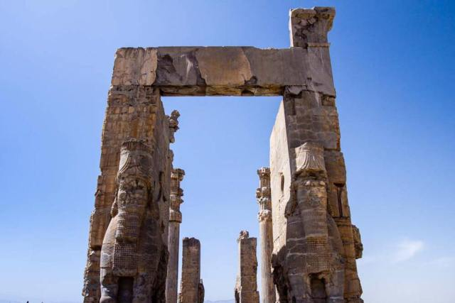 Highlights of Persepolis - The Gate of All Nations - Xerxes Gateway