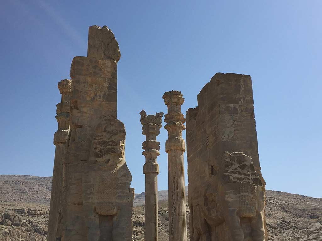 Highlights of Persepolis - Apadana Palace