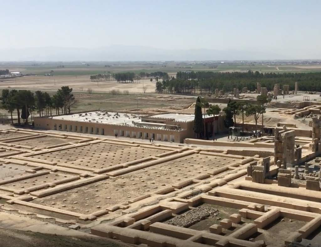 The Treasury of Persepolis